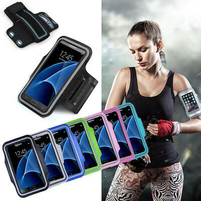 Armband Holder Sport Running Jogging Gym Cycling Phone Case Pouch Universal New