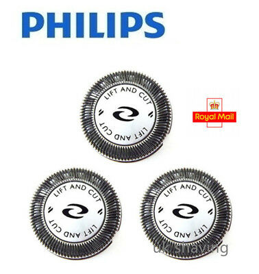 Replacement Shaver Razor Blades Heads Foil Philips HQ3HQ4HQ4+HQ55HQ56 UK Stock