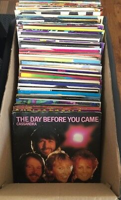 """7"""" Vinyl Singles - £1.99 Each - 6 Singles for £10 - Assorted Conditions"""