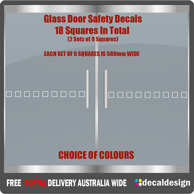 Safety Decals For Sliding Glass Doors Bahuma Sticker