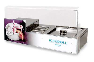 Ice N' Roll - Commercial Refrigerated Ice Cream Cold Stone