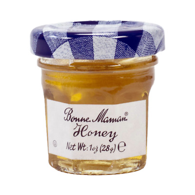 15 x Mini Jars - Bonne Maman Honey 30g