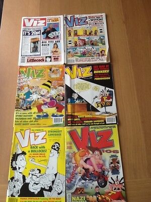 Viz comics, 6 original issues. No's 68, 73,78,79, 81 & 106.