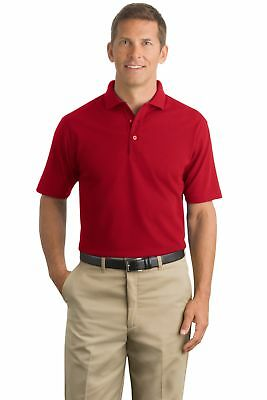 CornerStone  - Industrial Pique Polo. CS402 Red XL
