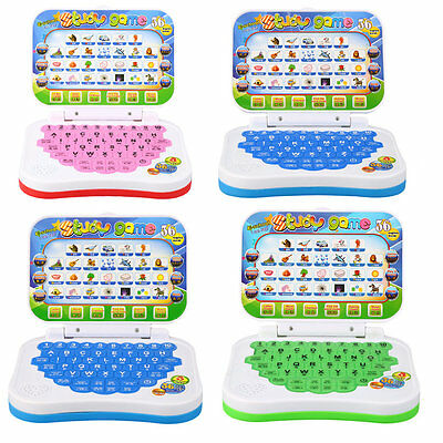 Multifunctional Early Learning Educational Computer Toys for Kids Boys IV