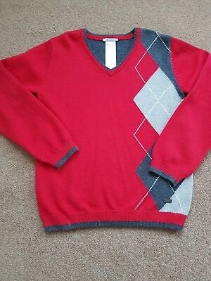 eecd36e00 BOYS TUTTO PICCOLO Jumper Aged 4 Years Used - £6.00