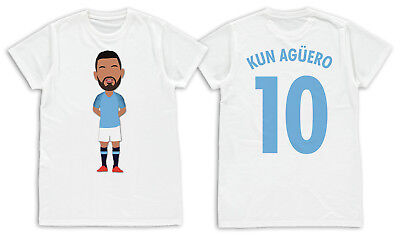 Jesse Lingard Vector Heads Kids T-Shirt Ages 3-14 Years Unofficial Manchester