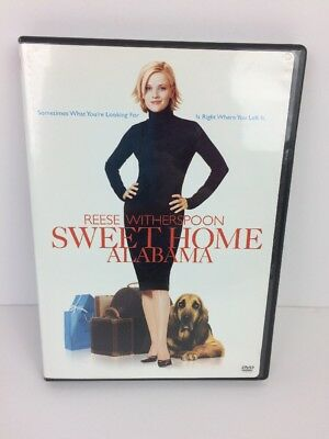 Sweet Home Alabama DVD 2003 Reese Witherspoon