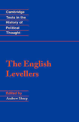 The English Levellers by Cambridge University Press (Paperback, 1998)