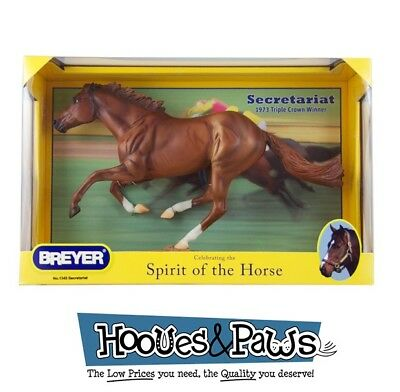 Breyer Horse Traditional Secretariat Race Horse Model 1345