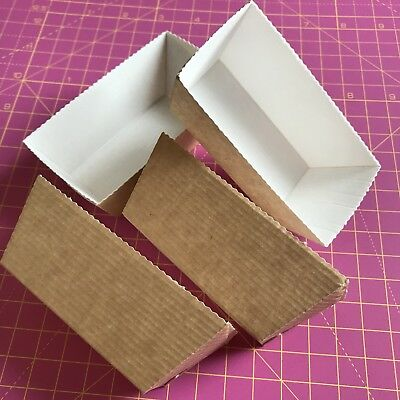 25 X Mini Loaf Cases - Baking - Banana Bread -  Mould Mould - Bake Sale - Fair