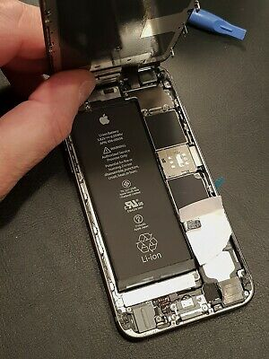 iPhone 6S 6 6 Plus 6S Plus Battery Replacement Repair Service W/ Warranty