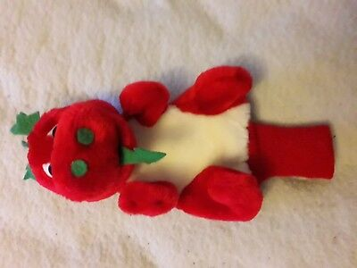 Welsh dragon head cover