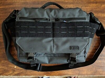 5 11 Rush Delivery Mike Tactical Messenger Bag 35 00