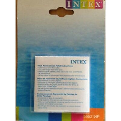 Intex 6 Patches FREE SHIPPING Pool Repair Intex Best Way Great Quality Fast Ship