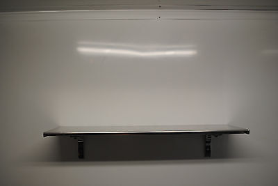 CNL CABINETS 72 Iinch Concession trailer  fold down shelf.  ALL ALUMINUM
