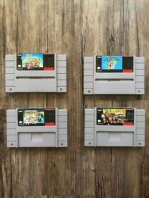 Super Mario Kart World All Stars Donkey Kong Country 2 SNES Super Nintendo