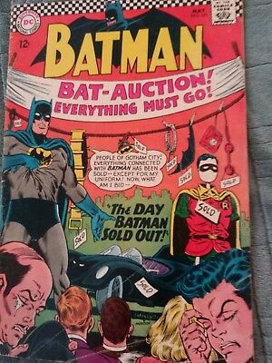 Batman #191 (May 1967, DC)