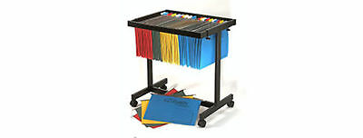 Crystalfile® Suspension File Trolley