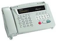 Brother FAX-515 Thermal 9.6Kbit/s White fax machine