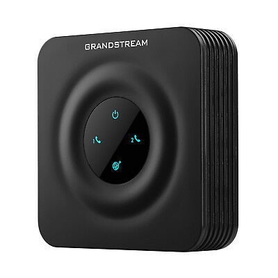 Grandstream Networks HT802 VoIP telephone adapter Grandstream Networks