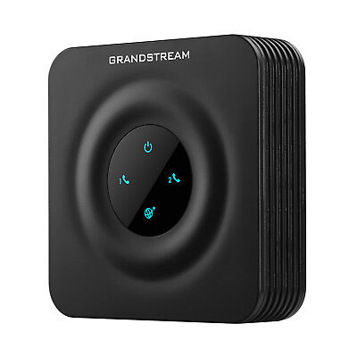 New  Grandstream Networks HT802 VoIP telephone adapter BHT802