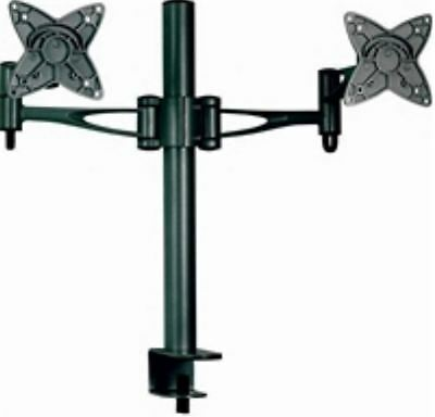 """Astrotek Monitor Stand Desk Mount 36cm Arm for Dual Screens 13""""-29"""" 15"""