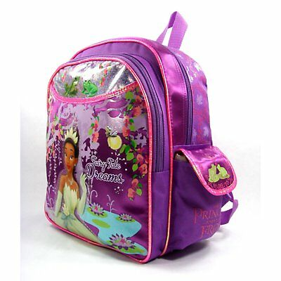 Small Backpack - Disney - Princess and the Frog - Evening Star New Bag 500177