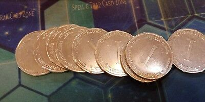 STAR WARS 30TH anniversary The phantom menace collector silver coins x 9