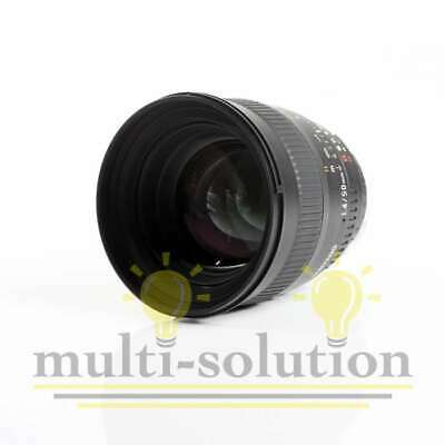 Véritable Samyang 50mm f/1.4 AS UMC Lens for Canon EF Mount
