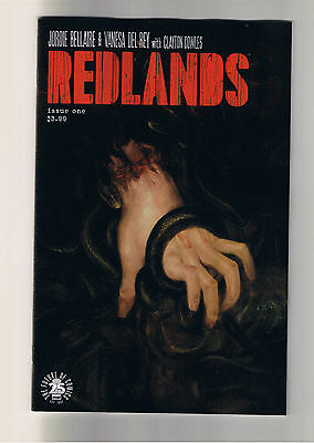 REDLANDS #1 - NEW / NM 1st Print (Sold Out) - Image Comics 2017