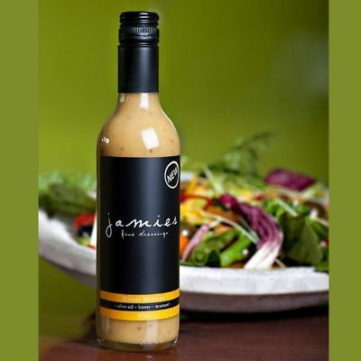 Jamies Honey Mustard Dressing. Gluten Free Gourmet Salad Dressing