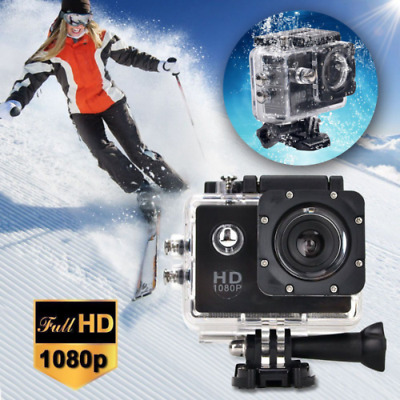 Ultra 4K SJ9000 Sports Action Camera DVR Cam Camcorder WiFi Waterproof DV GoPro
