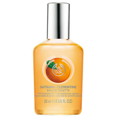 NEW ❤ The Body Shop Satsuma Eau De Toilette 1.0fl.oz/30ml