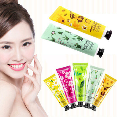 6A2D Natural Fruity Hand Cream Skin Care Moisturizing Lotions Nourishing 30g