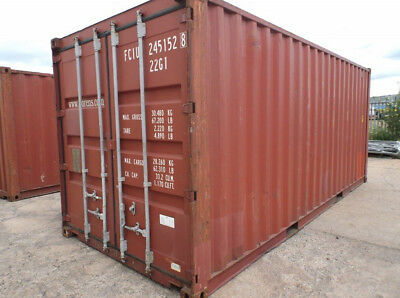 20ft shipping / storage container (Cargo-worthy) for sale in Newark, NJ