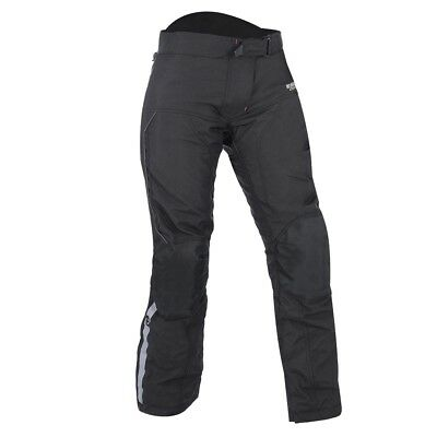 Oxford Dakota 2.0 Ladies Motorcycle Motorbike Trousers Black Regular Leg