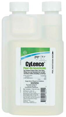 Bayer CyLence Pour-On Insecticide (16 oz)