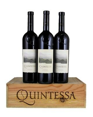 Quintessa 1995 FIRST EVER VINTAGE of this History Napa Red  *LOT OF 1 BOTTLE*