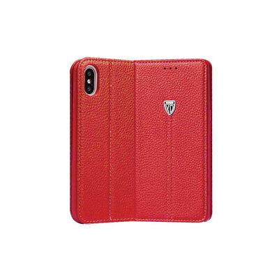 Etui portefeuille XUNDD iPhone X - Rouge