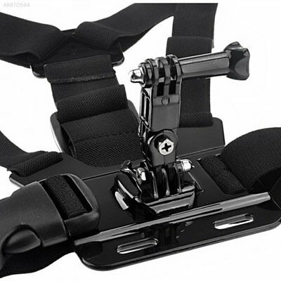 Chest Body Adjustable Harness Strap For GoPro Go Pro Hero Camera Mount