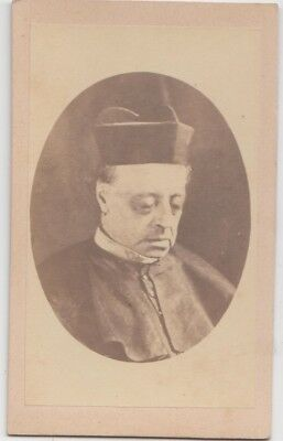 foto cdv vescovo Post Mortem by F. Belli Roma