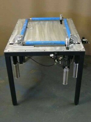 Newman Roller Master Frame Stretching Table