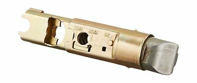 Kwikset 81846 SA DL 6WAL Adjustable Deadlatch in Polished Brass
