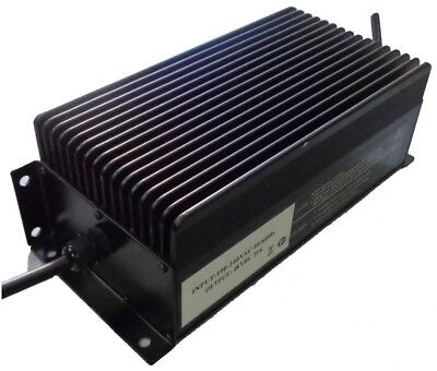 12V Volt 50A Amp Intelligent Lithium Battery Charger - USA Stock!