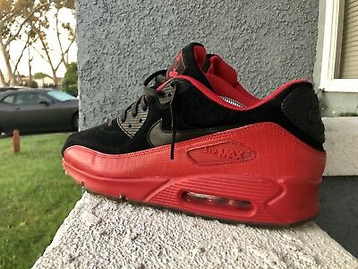 "Jessie J X Nike Air Max 90 - Scavenger Hunt - Air Max Day - ""Red Rose"" Size 10.5"