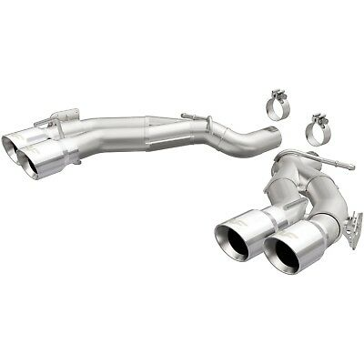 MagnaFlow Exhaust Products 19266 Race Axle Back System Exhaust System Kit