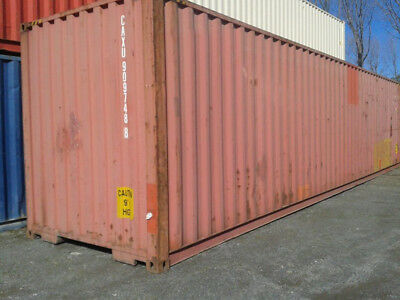 40ft standard shipping container (wind & watertight) for sale in New York, NY