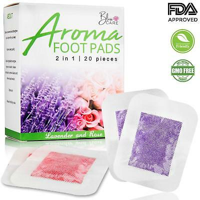 Foot Care Foot Pad Patches: Adhesive Footpads with Bamboo Vinegar amp Natural