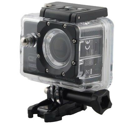 Grundig 720p HD Action Camera - Black. Delivery is Free